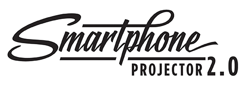 smartphone_projector_gold_logo
