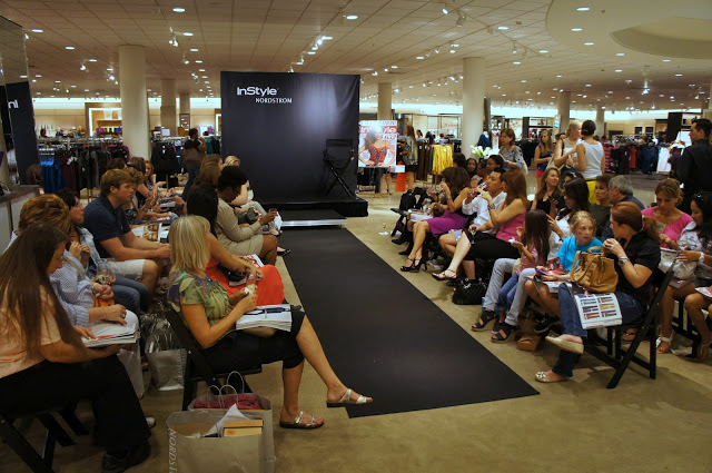 Fashion Show at a Nordstrom event