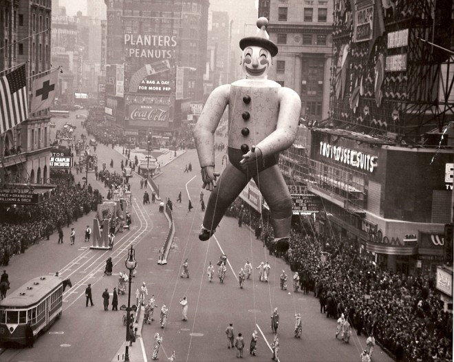 Macy's Thanksgiving Day Parade 1940