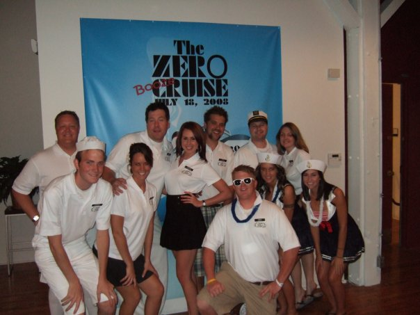 Department Zero 5th Birthday - 2008