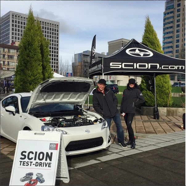 Scion Ride + Drive Events