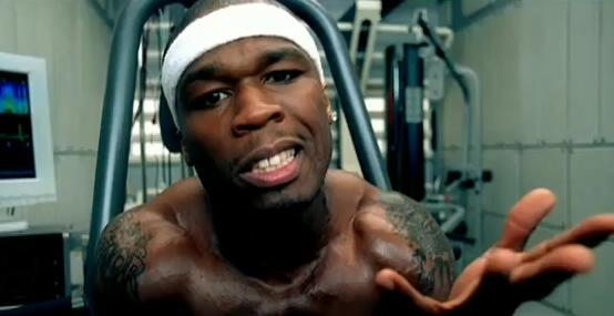 50 Cent's In Da Club dominated music