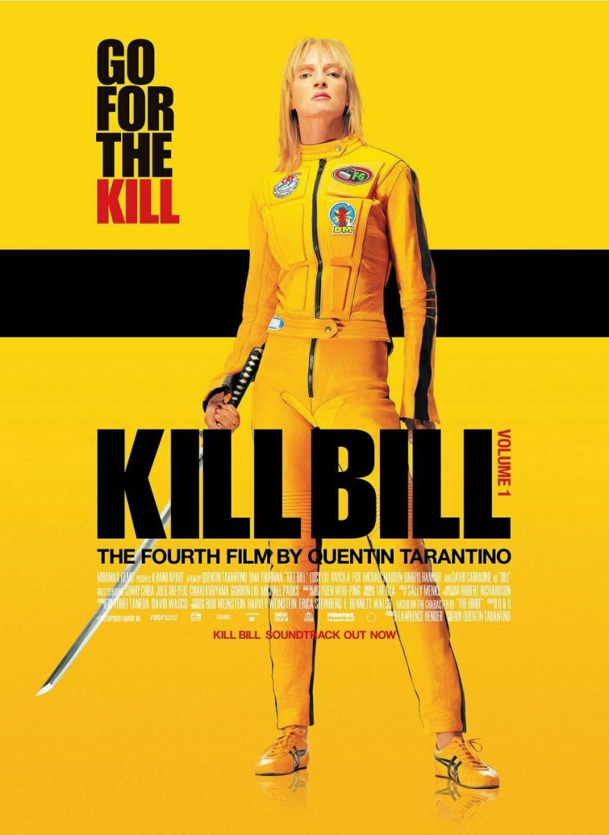 Top films released in 2003 included Kill Bill (vol 1), Old School, and Finding Nemo