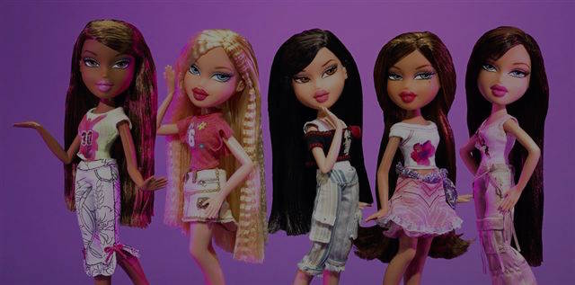 Bratz dolls were a most popular X-Mas item