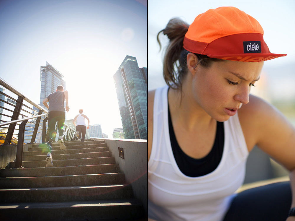 Vancouver Running Company- by Brice Ferre Studio - Vancouver portrait commercial editorial advertising trail running and athlete photographer