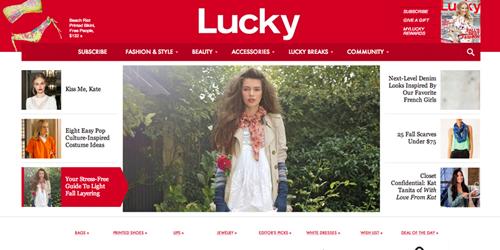 LUCKYMAG.COM