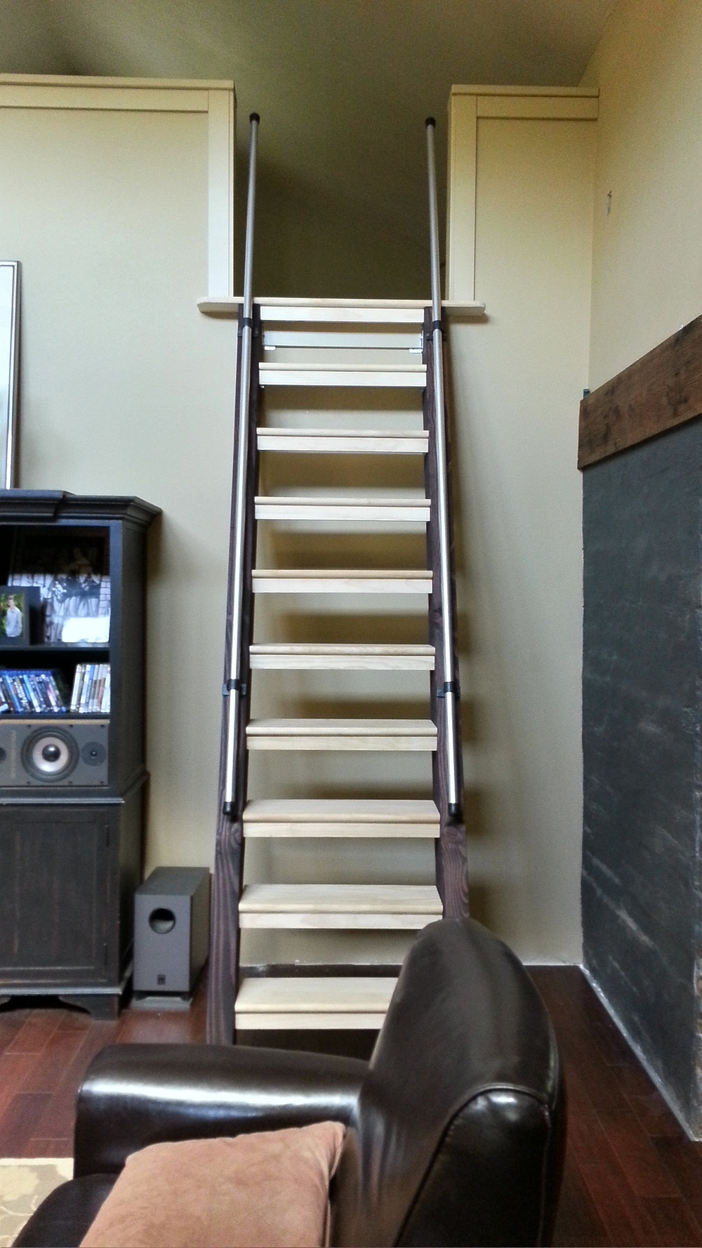 Loft Ladder Joe Spiers