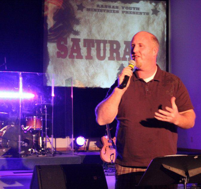 Nathan Cook  Lead Pastor GracePointe Assembly, Winfield Facebook Email
