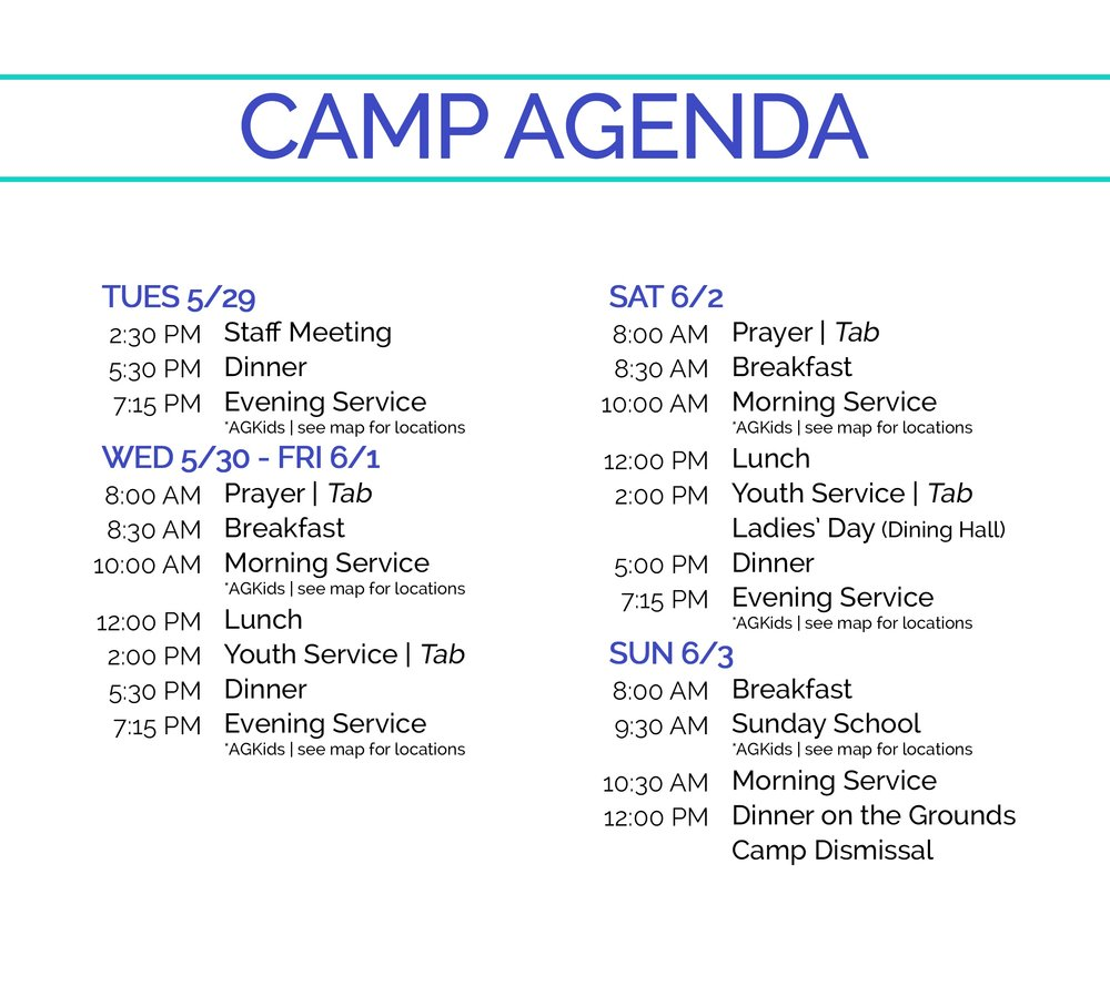 DOWNLOAD THE AGENDA HERE!