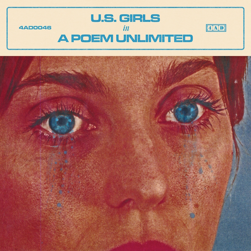 U.S Girls - In a Poem Unlimited