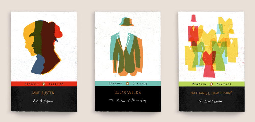 Penguin Classics Russell Edling Graphic Design