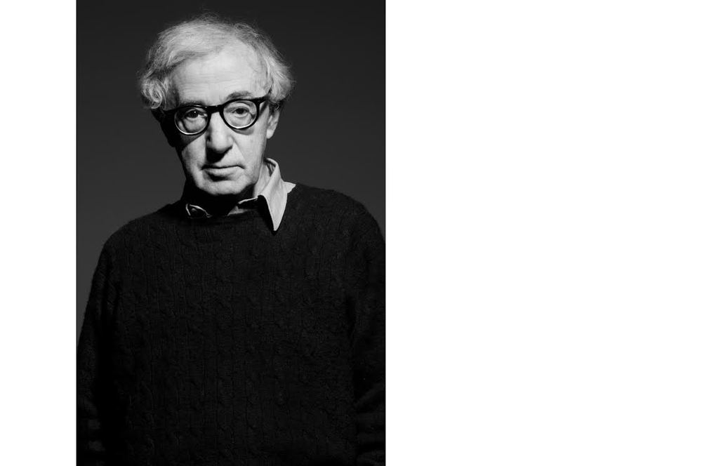 Woody Allen for TIME