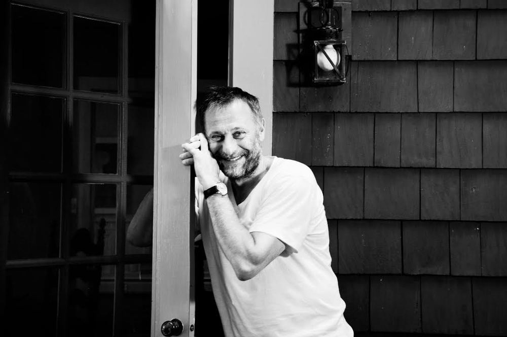 Michael Nyqvist for Books & Dreams