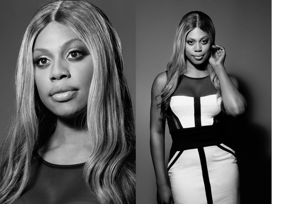 Laverne Cox for The New York Times