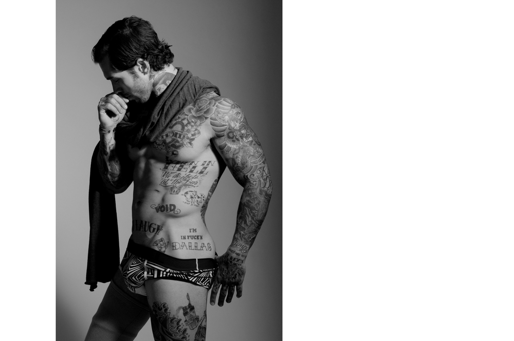 Alex Minsky for OUT Magazine