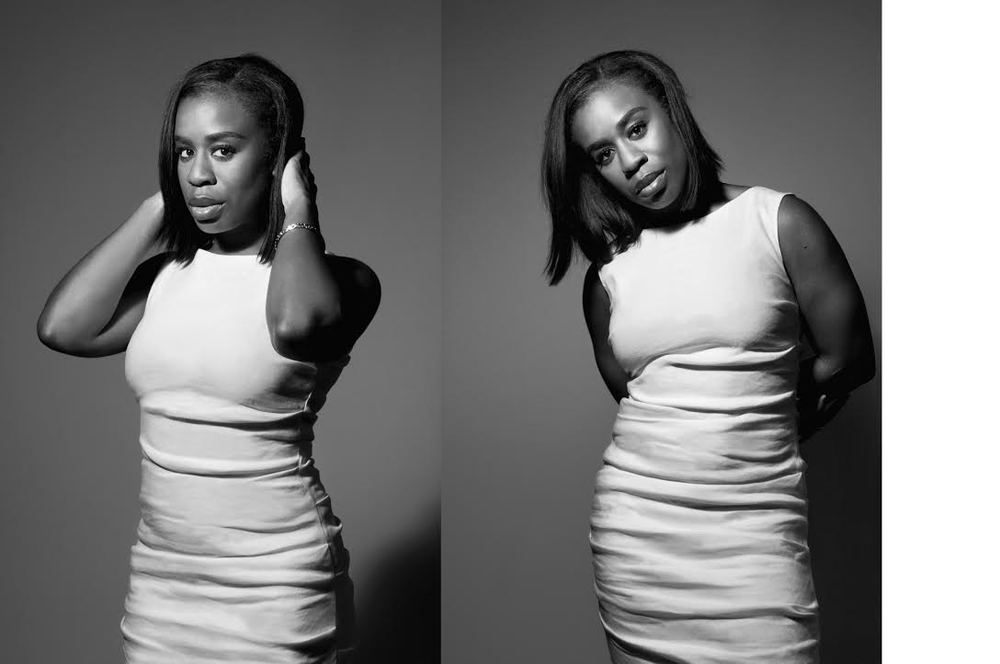 Uzo Aduba for The New York Times