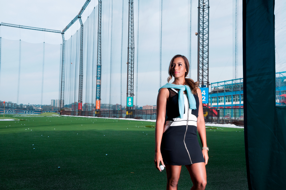 Cheyenne Woods for Refinery29