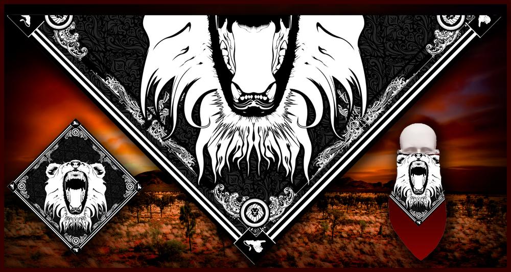 Aaron-Evans---Lion-Bandana-2a-Mochup.jpg