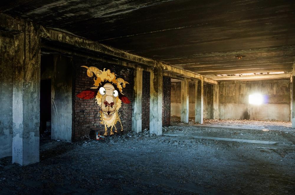 Arek-Art---Crazy-Goat---Basement-Mural.jpg