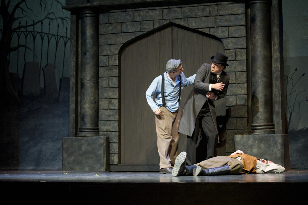 ​The Mystery of Edwin Drood   -Grove City College