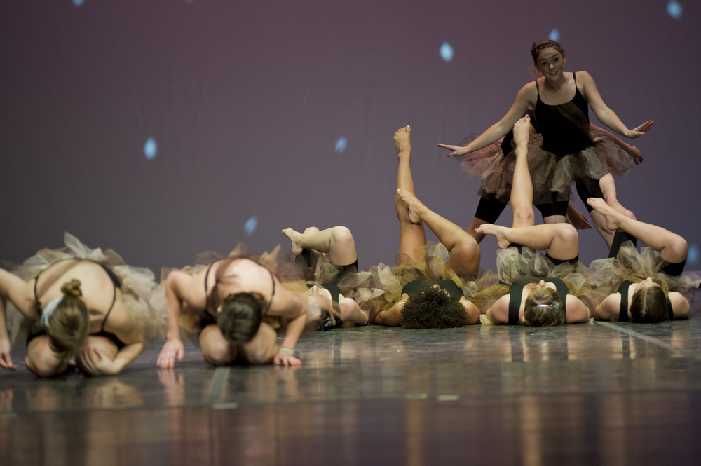 ​Orchesis Dance Troupe  -Grove City College