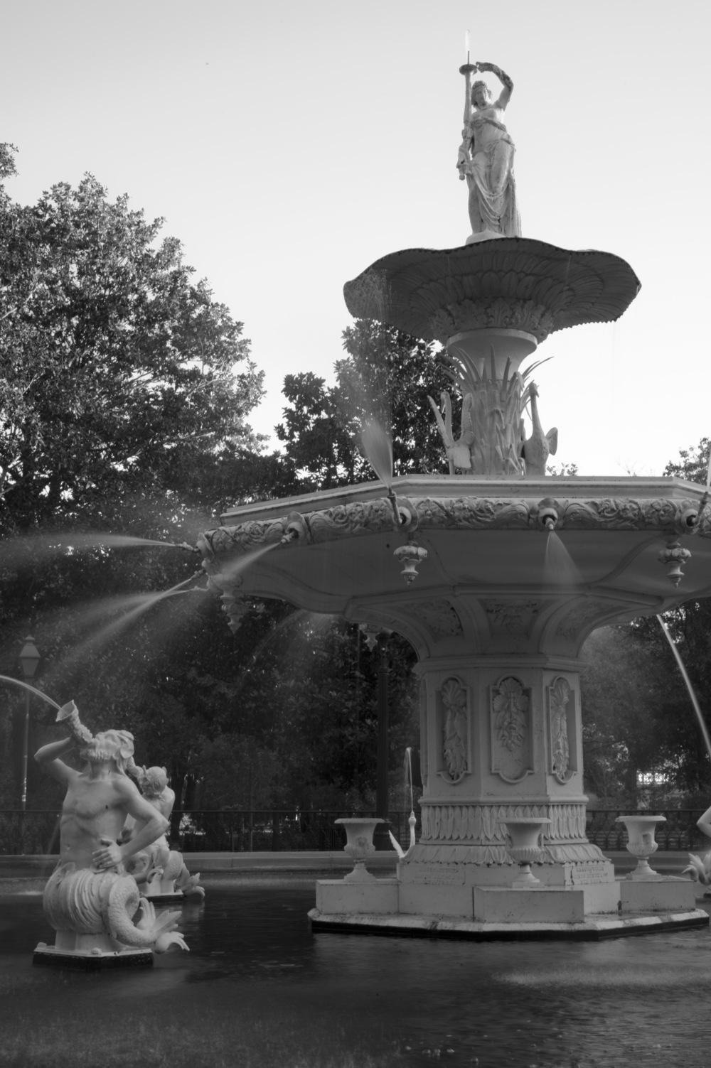 Forsyth Park -Savannah, GA