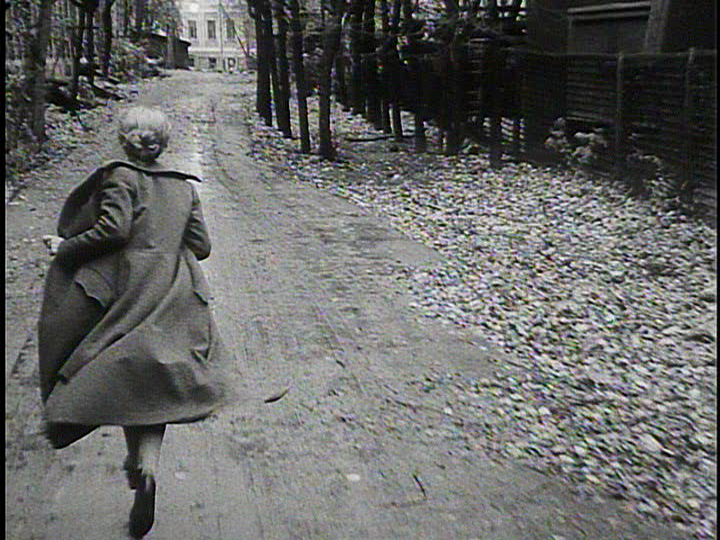 Mirror directed by Tarkovsky, 1976