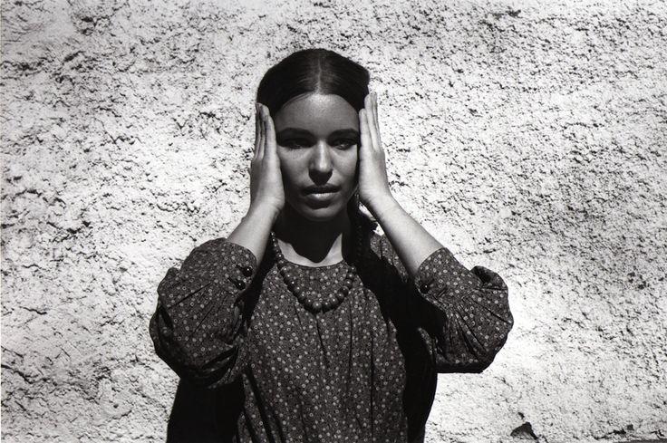Karina Mexique, Bernard Plossu.