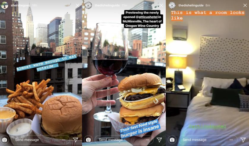 Instagram Stories by Media