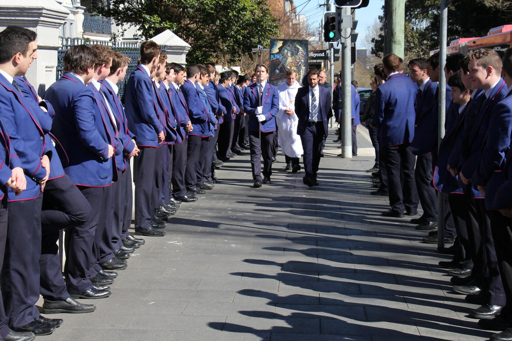 Marcellin College Randwick, NSW