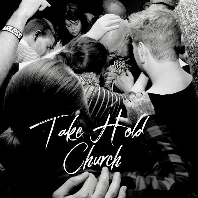 We had a beautiful time of prayer last night. Thanks to all who showed up to stand together in communication with the Lord for one another. #TakeHoldChurch