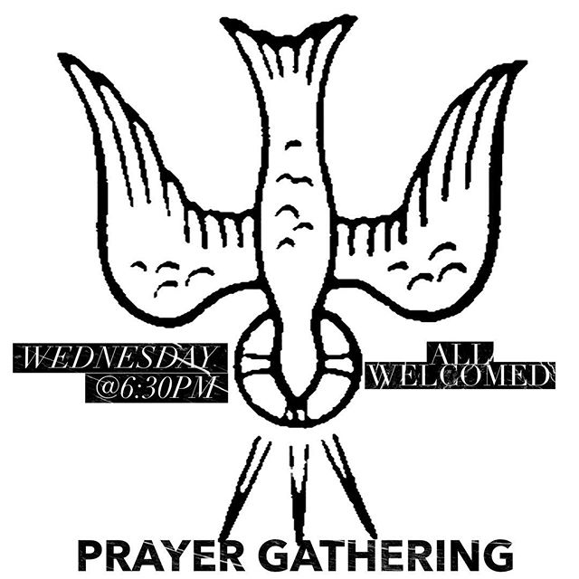 This Wednesday // Prayer Gathering // 6:30pm // All Welcomed // #takeholdchurch #prayergathering