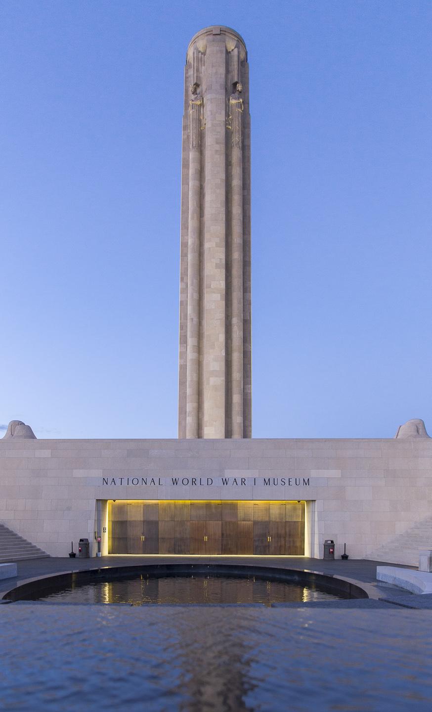 Liberty Memorial Tower