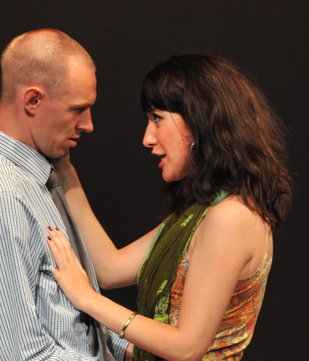 """As Lilith, Kalbacker's voice is exquisitely beautiful"" - DC Theatre Scene [CapFringe '12]"