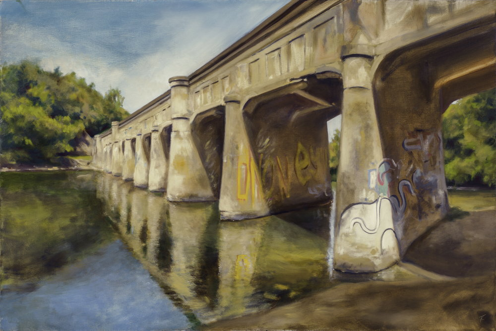 Copy of Railway Bridge, Asheville