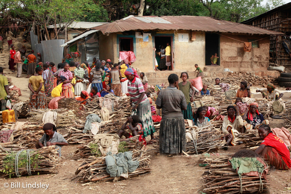 Key Afer Market, Ethiopia