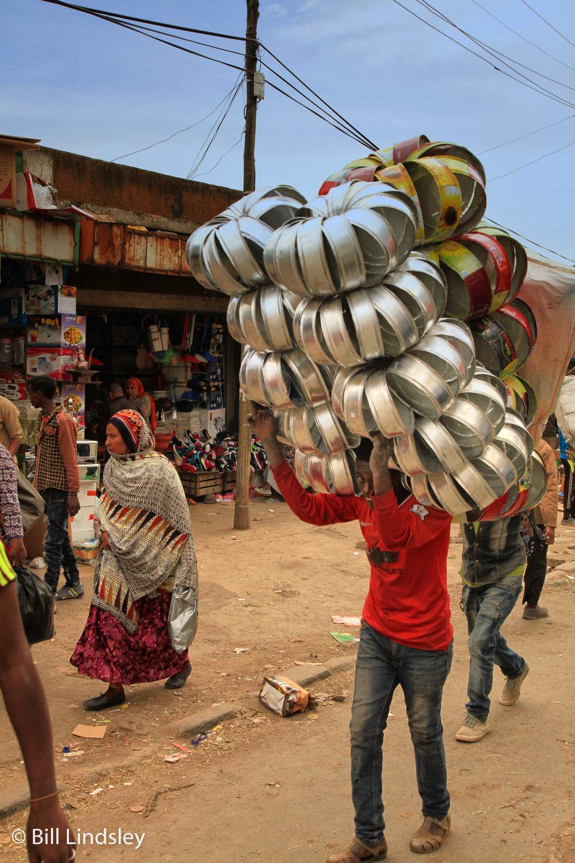 Mercado, Addis Ababa, Ethiopia