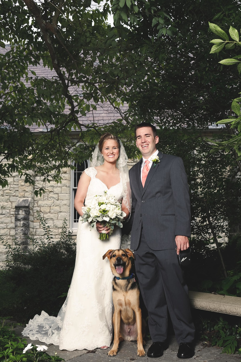 Louisville Wedding Photographers - St. James Episcopal Church