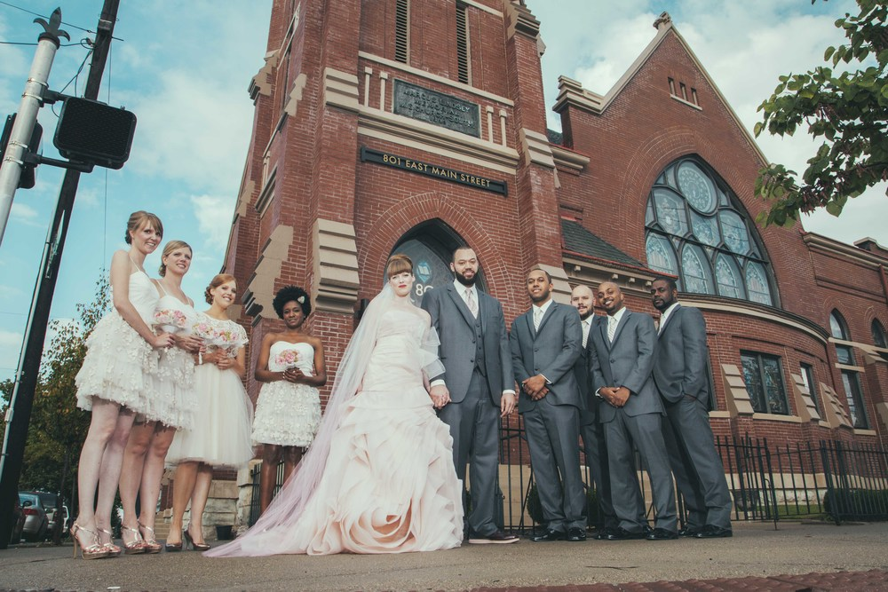 Louisville Wedding Photographers The Marcus Lindsey