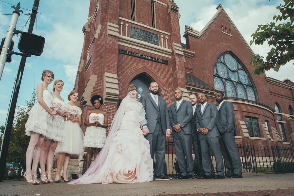 Louisville Wedding Photographers The Marcus Lindsey