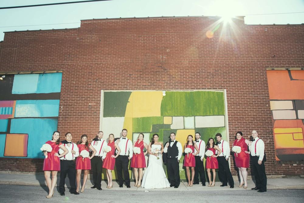Louisville Wedding Photographers || Mellwood