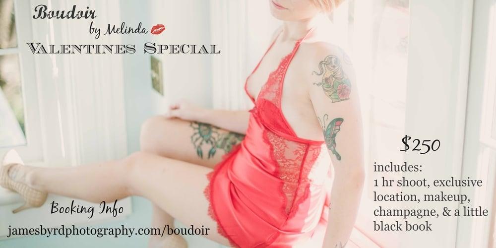 Louisville boudoir