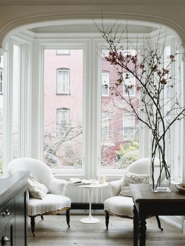 Jenna Lyons living room