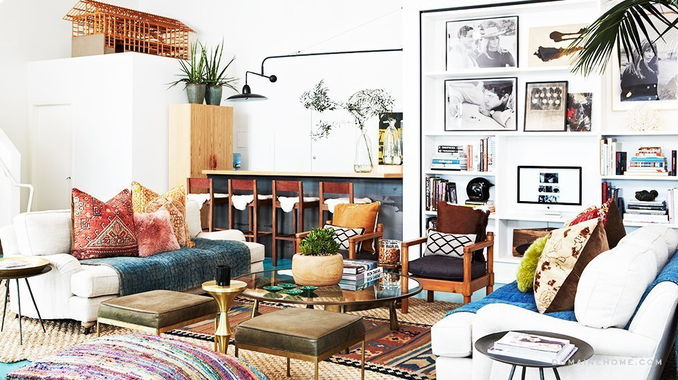 Domaine Home | Lea Michele