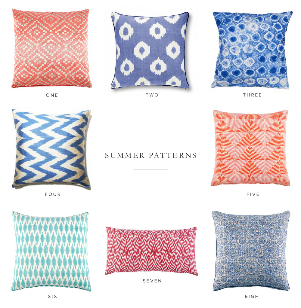 Whimsy & Grace Blog  |  Throw Pillows