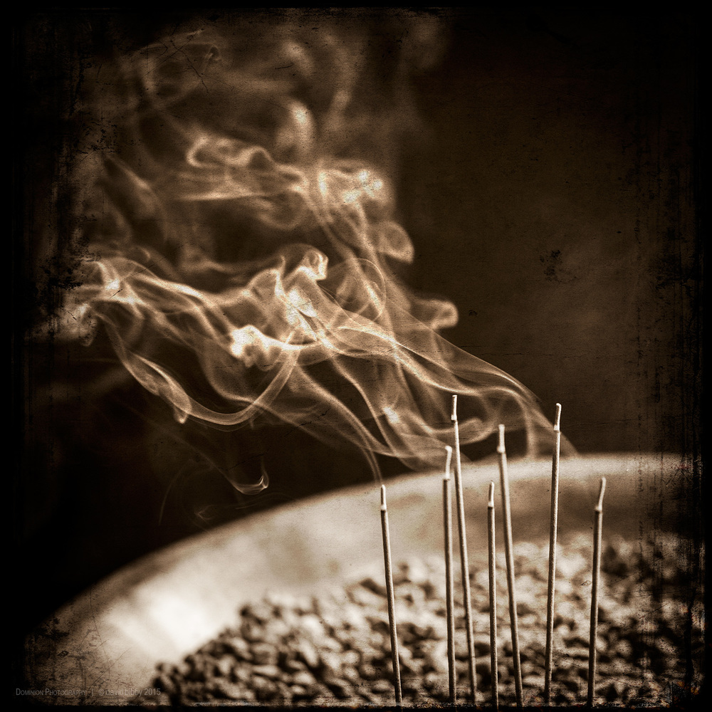 Purifying negativity   I offer them vast and fragrant clouds Of supreme incense that steal the mind; And I offer delicacies of the gods, Together with a variety of food and drink.