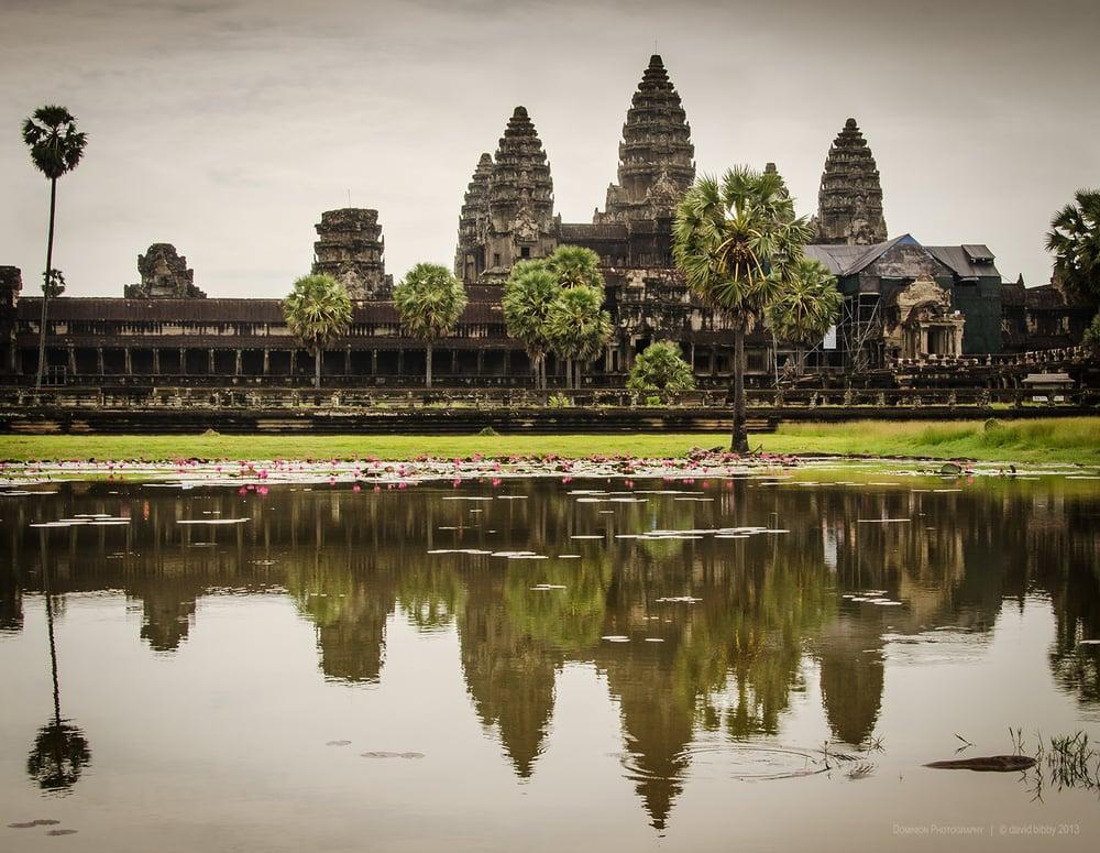 Angkor Wat  - Siem Reap Province, Cambodia.