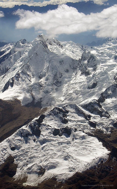 Cordillera Vilcanota, Peru.