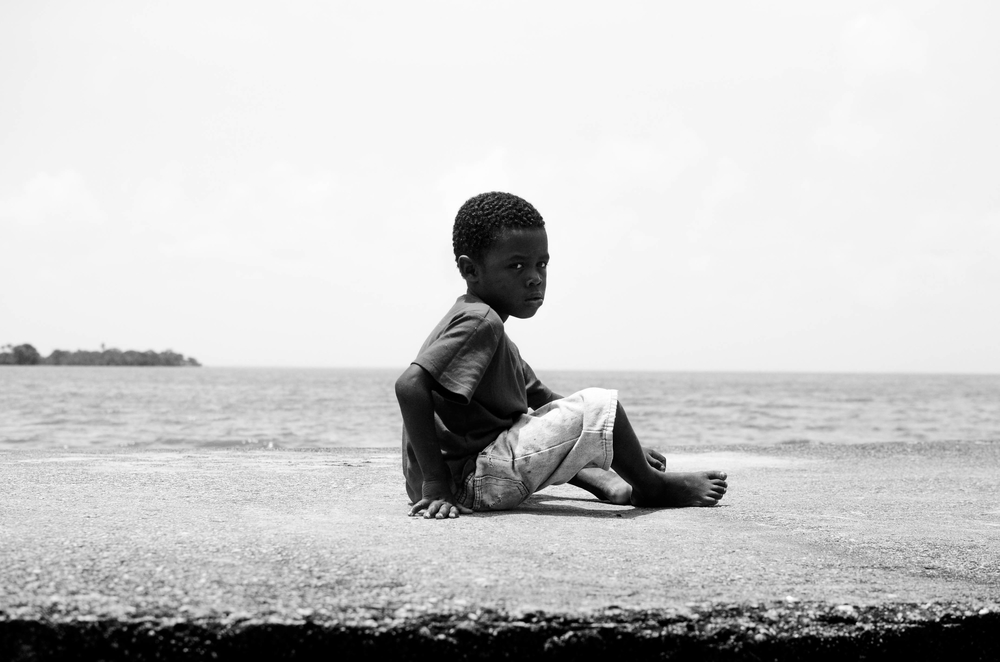 Garifuna Boy by Hakeem Adewumi