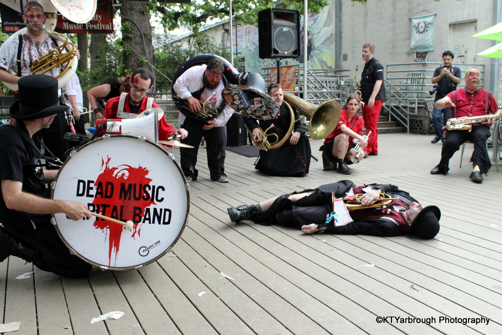 DEAD MUSIC CAPITAL BAND - MUSIC
